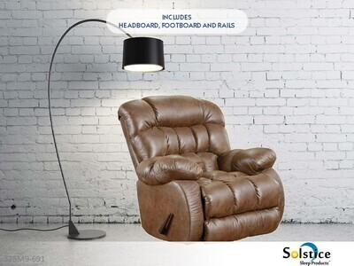 Padre Almond Recliner by Solstice