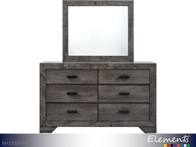 Nathan Dresser with Mirror by Elements