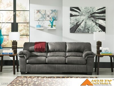 Bladen Slate Stationary Sofa by Ashley