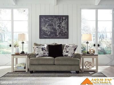Sembler Cobblestone Loveseat by Ashley