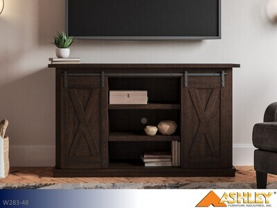 Budmore TV Stand by Ashley (Medium)