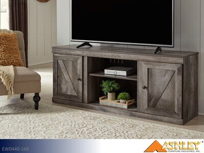 Wynnlow Gray TV Stand by Ashley (Large)