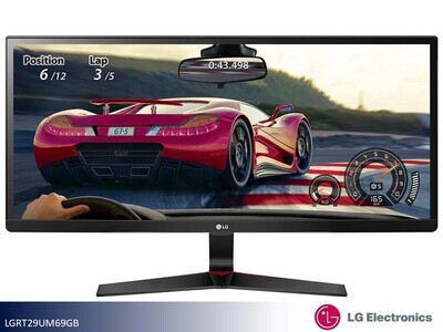 Ultrawide Monitor by LG Electronics (29