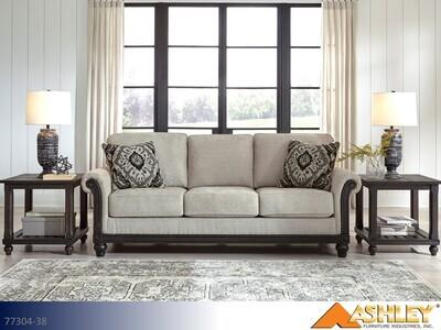 Benbrook Ash Stationary Sofa by Ashley