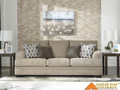 Dorsten Sisal Stationary Sofa by Ashley