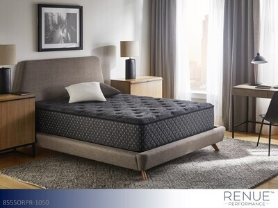 Restore Plush Pillow Top Gel Memory Foam Queen Mattress by Renue Performance (14