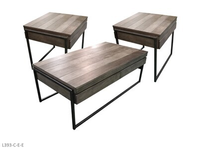 Noah Occasional Table Set by AWF Imports (3 Piece Set)