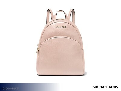 Abbey Soft Pink Handbag by Michael Kors (Backpack)