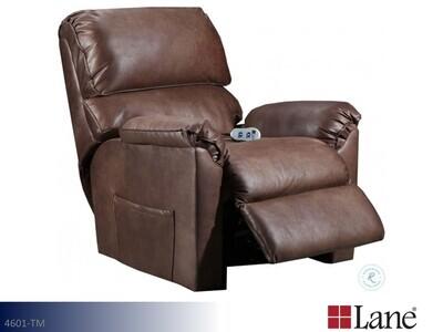 Turbo Mocha Lift Chair by Lane