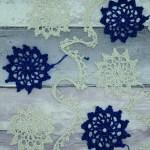 Crochet Christmas Decorations Crochet Star Garland