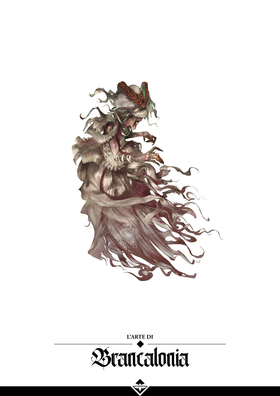 Brancalonia - Artbook
