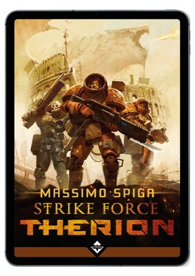 Strike Force Therion - Ebook