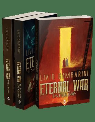 Eternal War - Vita Nova + Il Sangue sul Giglio + Inferno