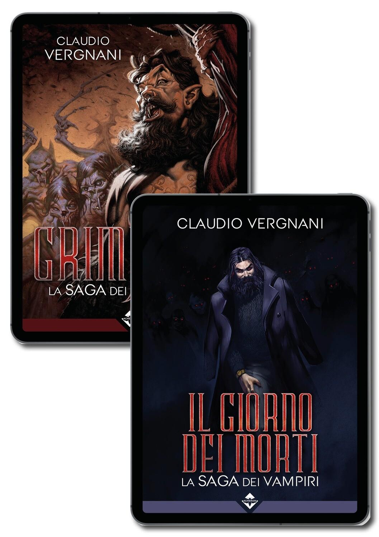 La Saga dei Vampiri - SAGA COMPLETA - Ebook