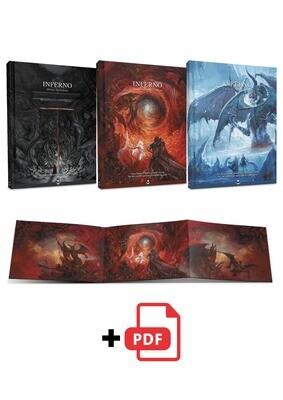 (PREORDER) Inferno - Pacchetto Completo + Versione DIGITALE [ITA]