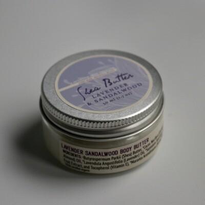 Body Butter Economy Jar