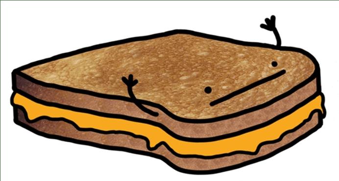 Sandwich - Croque Monsieur