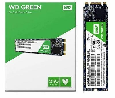 WD SSD M2 240GB