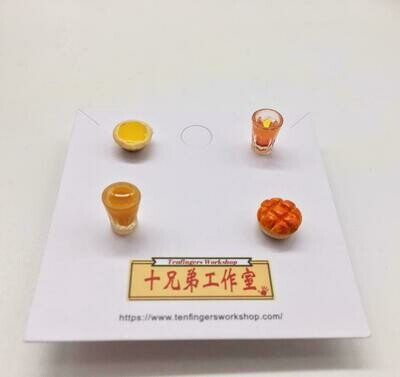 restore210502b-港式下午茶食玩飾物套裝-微縮模型工作坊