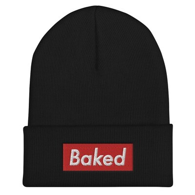 Baked Beanie