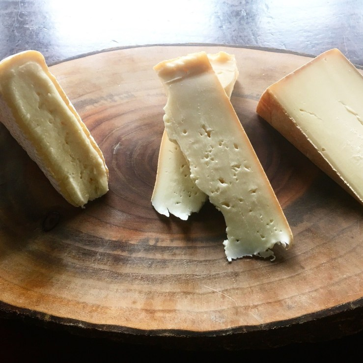 Canadian Cheese Trio