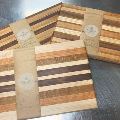 Locally Made Cutting Boards