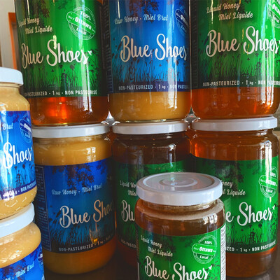 Local Unpasteurized Honey - 500g