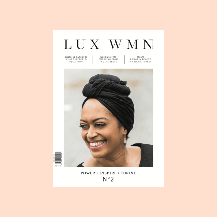 LUX WMN Issue #1 & #2 Bundle