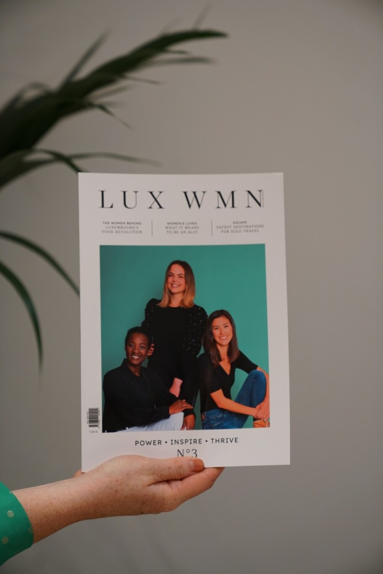 LUX WMN Issue #3