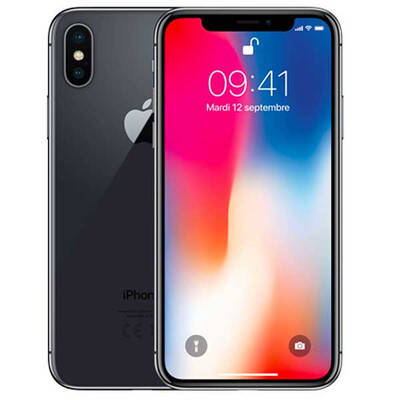 iPhone X - 256Gb - Negro