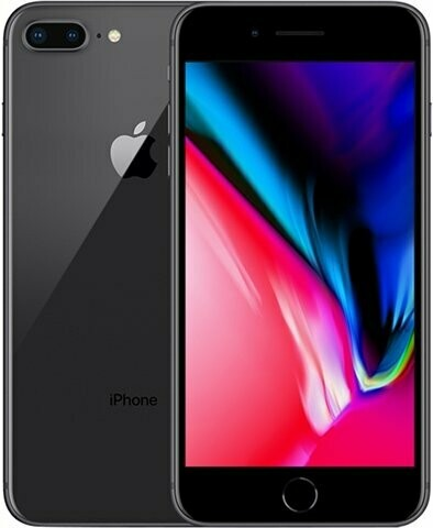iPhone 8 Plus - 256Gb - Negro