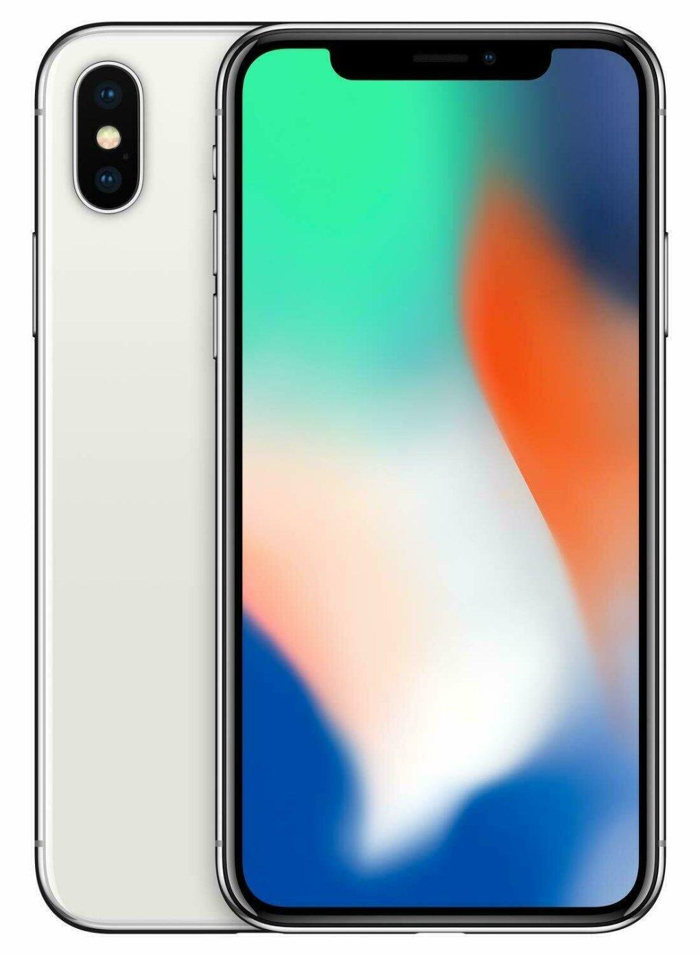 iPhone X - 64Gb - Plata