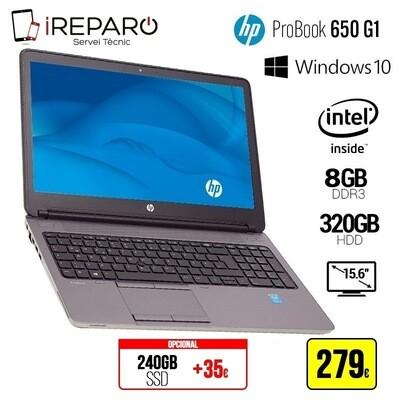 HP Probook 650 G1  15,6