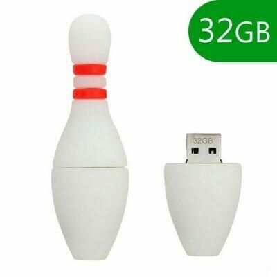 en Drive USB x32 GB Silicona Bolo
