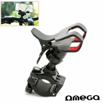Soporte Universal de Bicicleta Omega para Smartphone