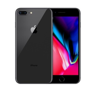 iPhone 8 Plus - 256Gb - Negro