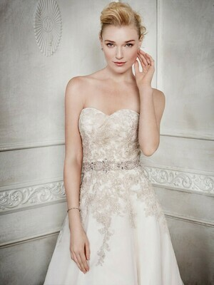 Kenneth Winston style 1669 size 14