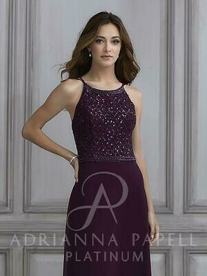 Adrianna Papell 40124 size 22w