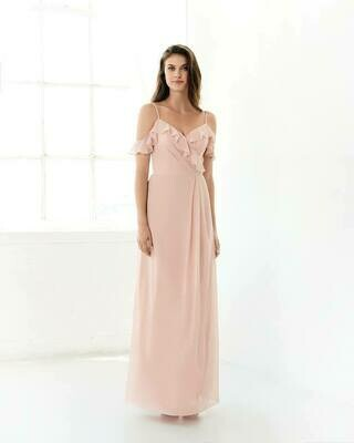 Kenneth Winston Colour dress 5315 size 24