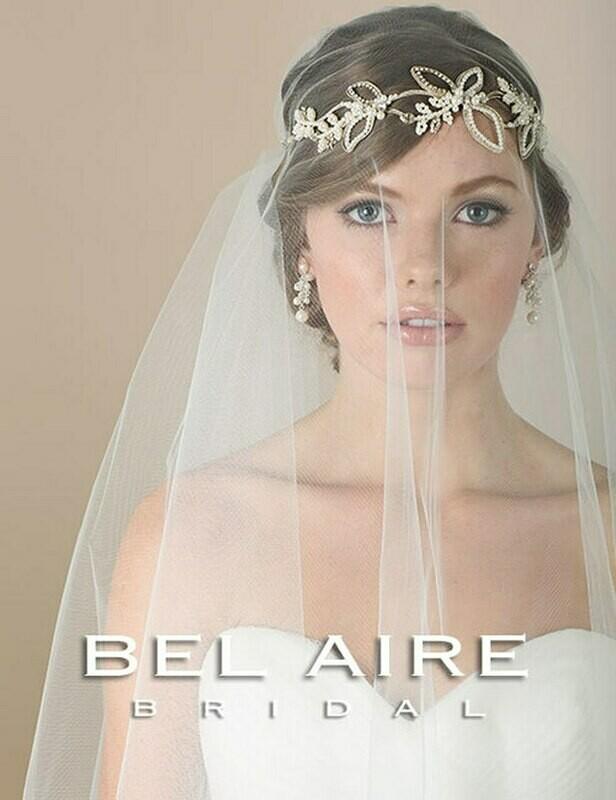 Bel Aire Bridal 6558