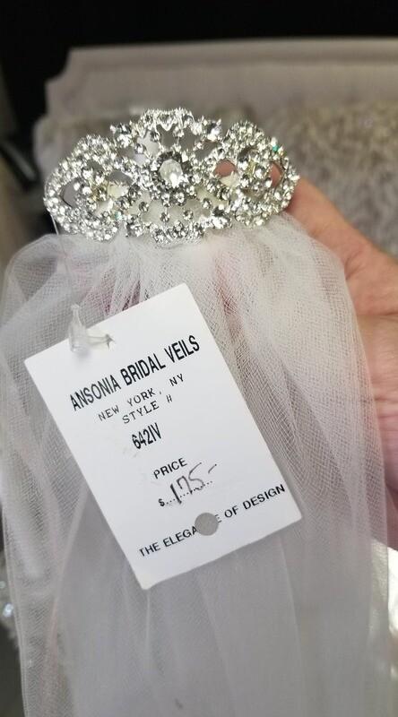 Ansonia Bridal 642 veil