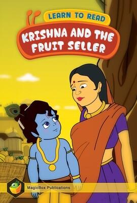 Krishna And The Fruit Seller
