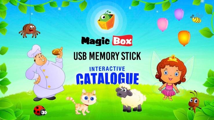 Magicbox Catalog