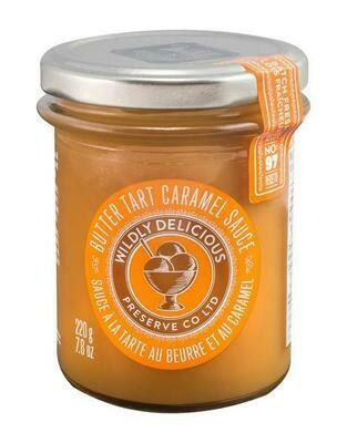 Buttertart Caramel Sauce