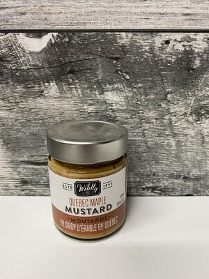Quebec Maple Mustard