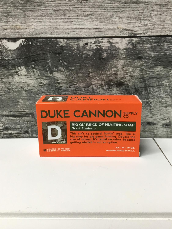 Hunting Soap Duke Cannon