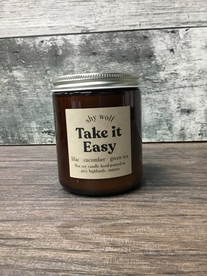 Take It Easy Candle