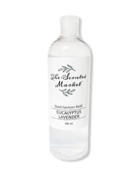 Hand Sanitizer Refill Eucalyptus Lavendar