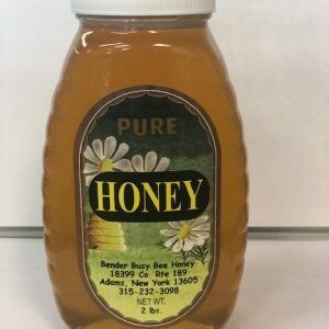 (104) Honey Jar 2lb