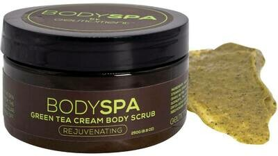 183 Body Scrub, Green Tea